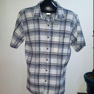 Patagonia organic cotton mens shirt